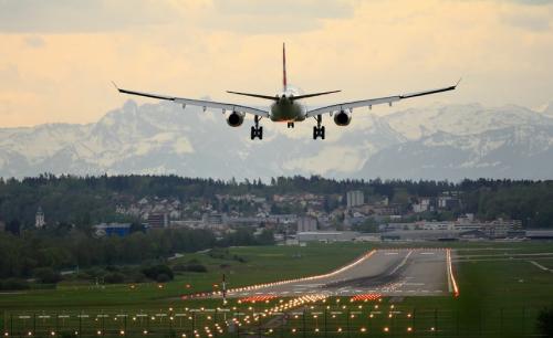 Aeroplane landing ATI strategy image
